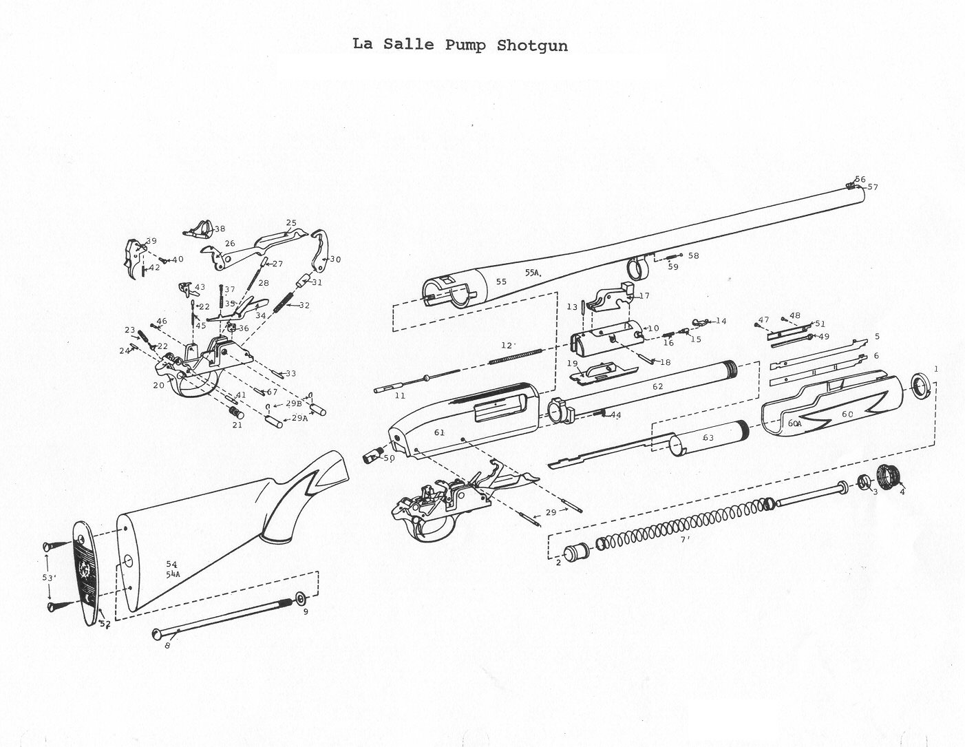 Diagram Of Grease Gun