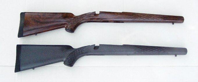 Remington 7600 Synthetic Thumbhole Stock