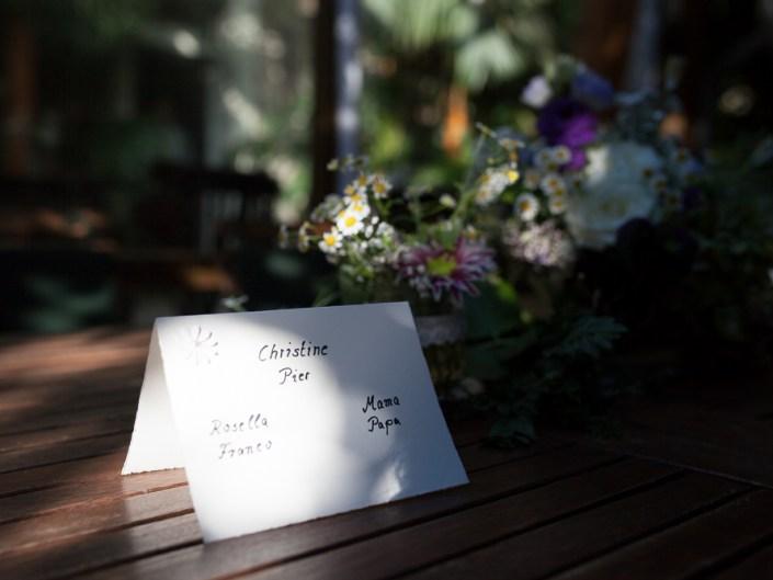 Hochzeit Christine & Pier