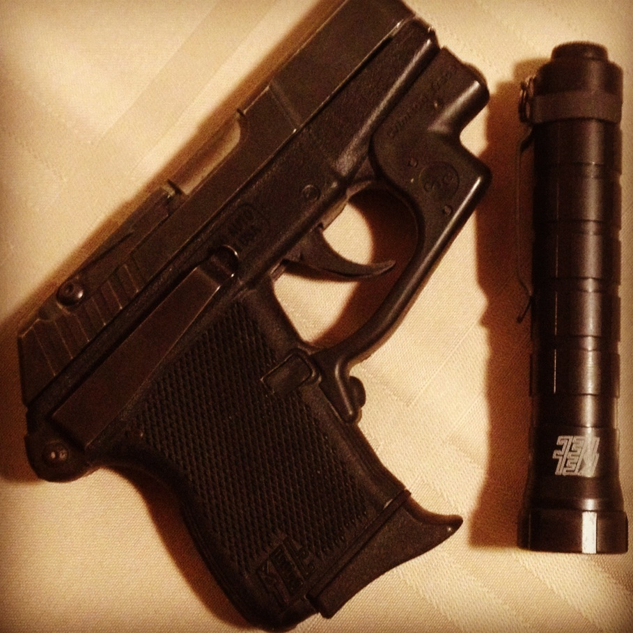 Kel-Tec P3AT 380 ACP - Gun Carry Reviews