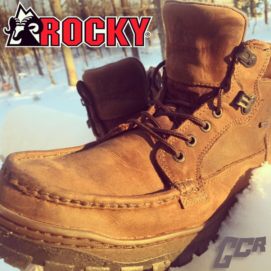 nice cheap first rate online store Rocky Outback Gore-Tex Waterproof Hikers - Gun Carry Reviews