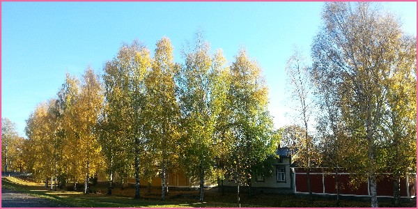 Rauma in Autumn