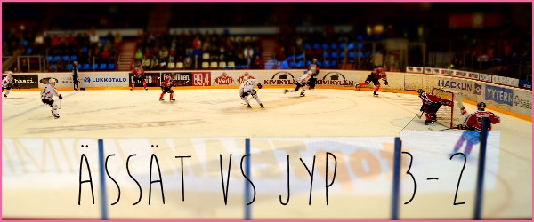 Hockey: Ässät vs JYP