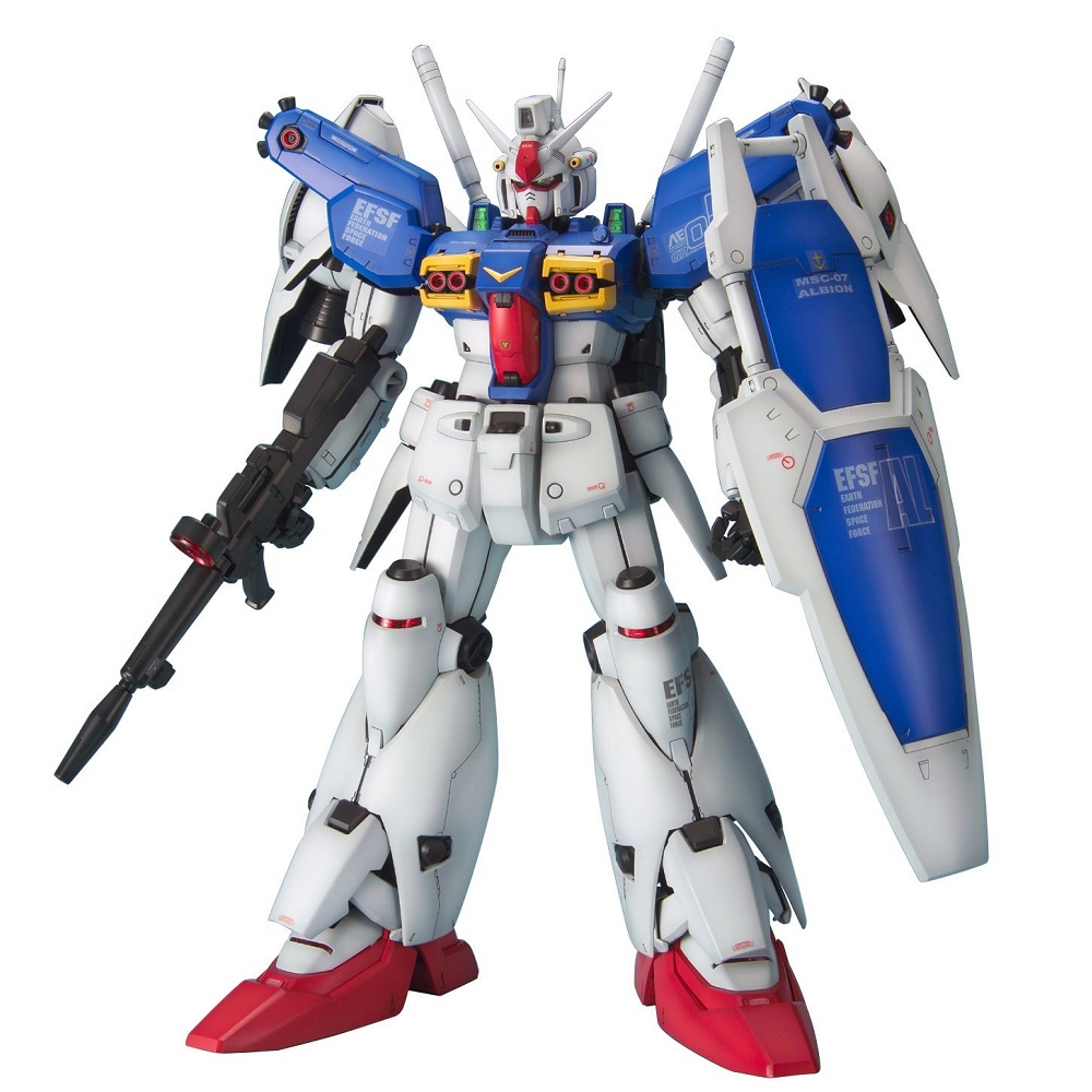 Image result for PG Gundam GP01
