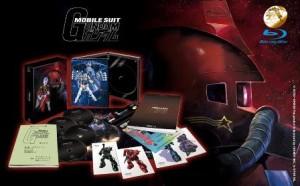 MOBILE SUIT GUNDAM Dynit Blu-Ray Box 2