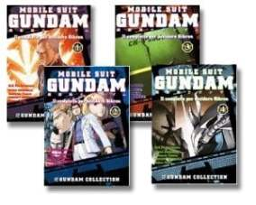 Manga di Gihren Limited Edition
