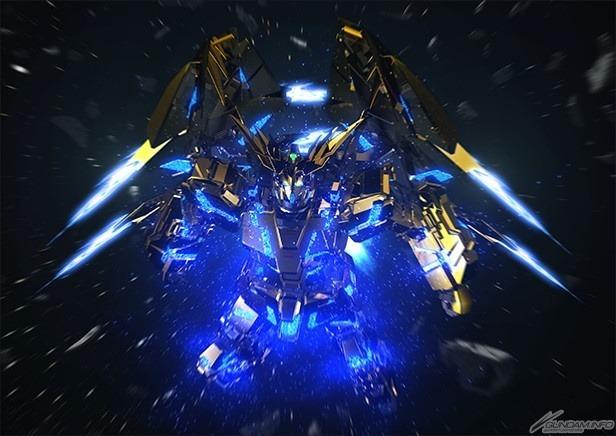MS Gundam Uc a Phantom World