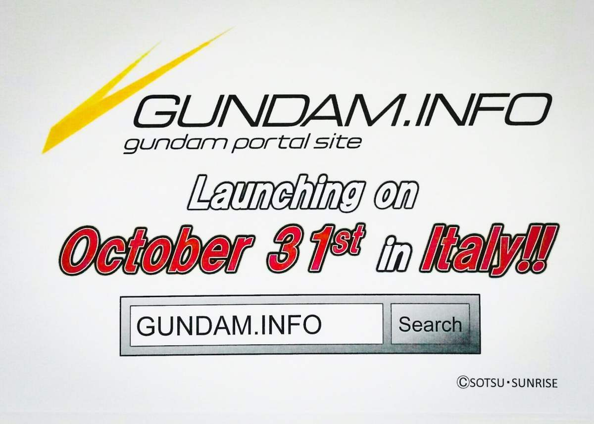 Gundam info in Italiano