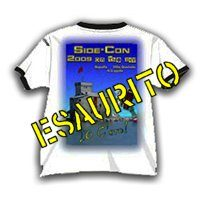 T-Shirt Side-Con 2009