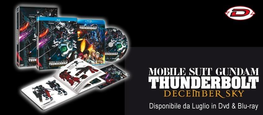 Gundam Thunderbolt December Sky by Dynit