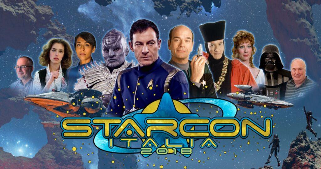 Il GIC alla StarCon 2018