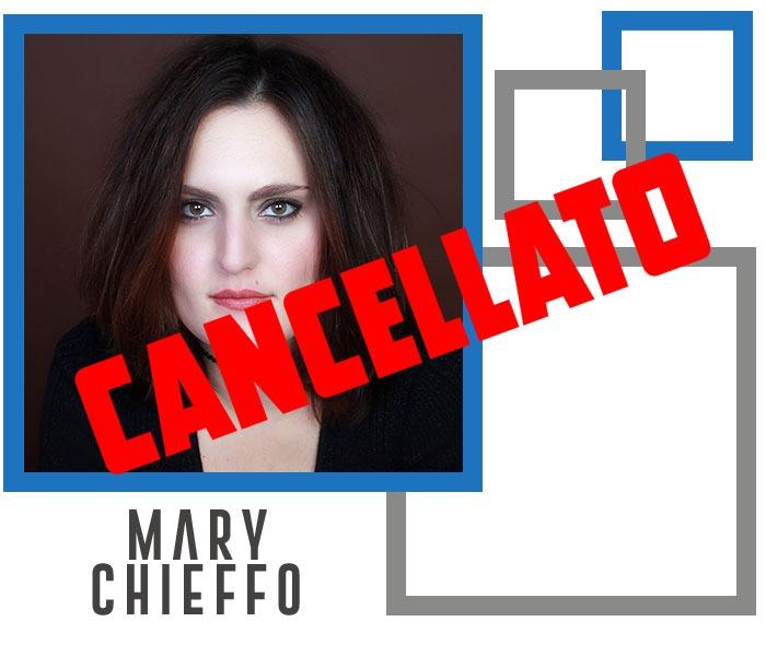 Annullata la partecipazione di Mary Chieffo alla StarCon