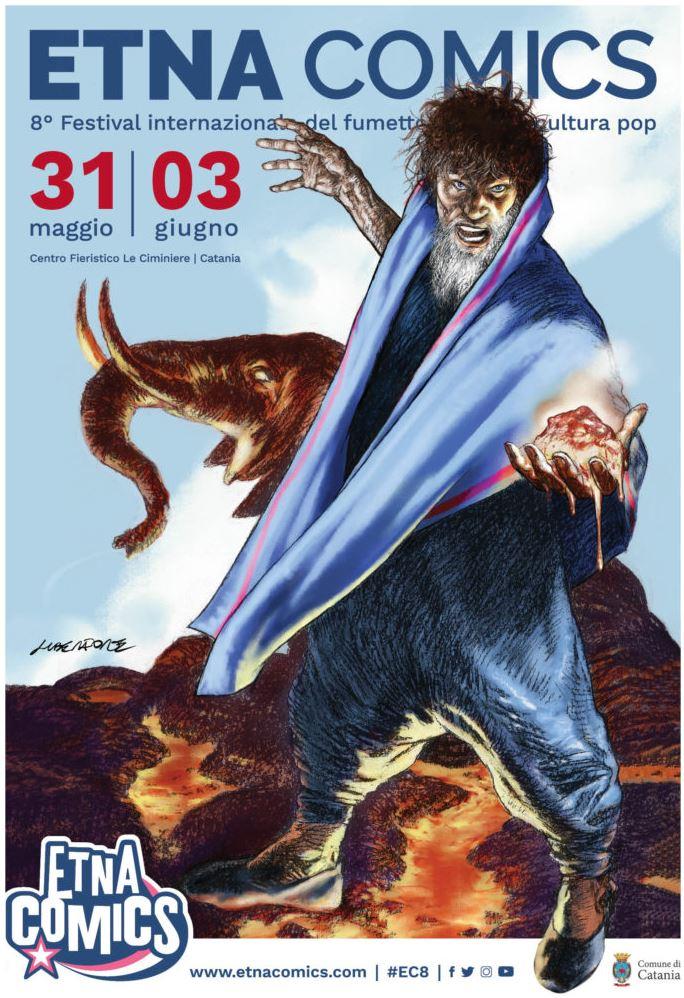 Il GIC vi aspetta a Etna Comics 2018