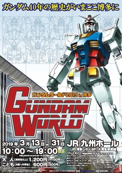 Gundam World 2019