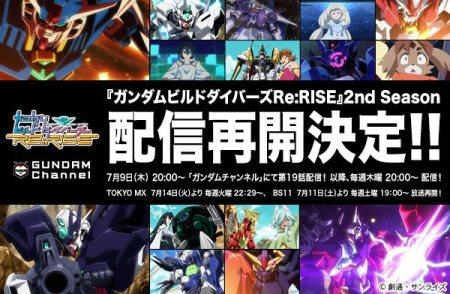 Riparte Gundam  Build Divers ReRise