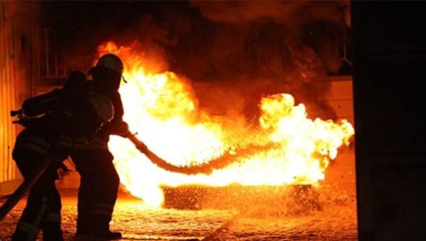 Kırıkkale Ev Yangını