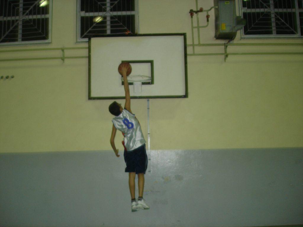 Kobe Zoom 1 ile smaç denemeleri – Yıl 2005