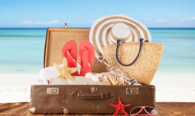 Carnaval na praia: o que levar na mala
