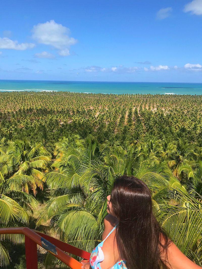 Mirante do Gunga   Alagoas