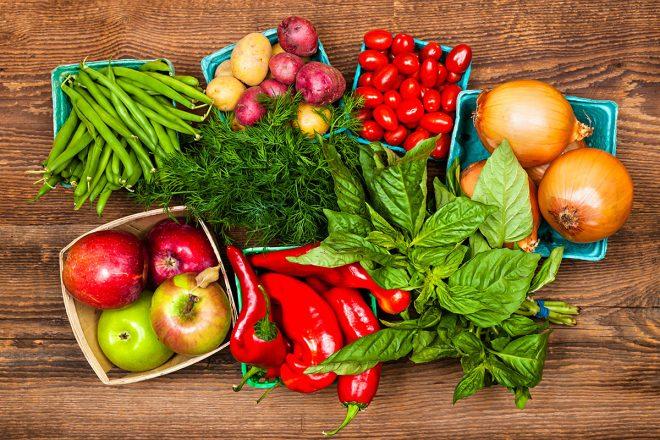 Alimentação natural: viaje e não abra mão da saúde