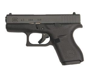 New Glock 43 9mm $489