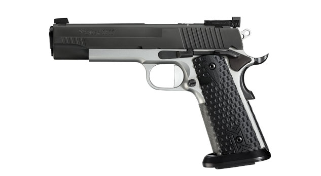 New Sig Sauer 1911 Max 9mm. Please Contact Us For Price