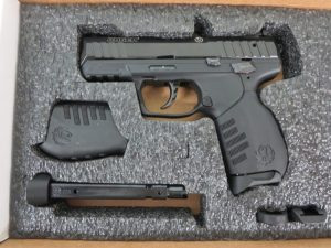 Used Ruger SR22 .22LR w/ box and extra magazine $295