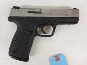 Used Smith & Wesson SD9VE 9mm $275