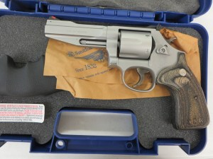 Used Smith & Wesson 686 SSR .357 Mag $845