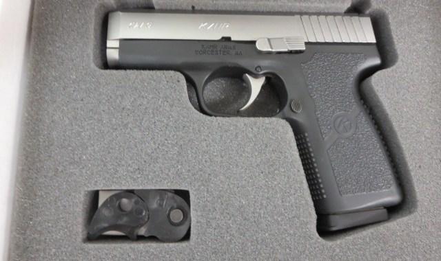 Used Kahr Arms CW9 9mm w/ box $325 – GunGrove com