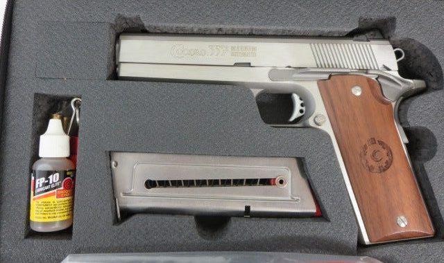 Used Coonan Classic  357 Mag w/ case $1350 – GunGrove com