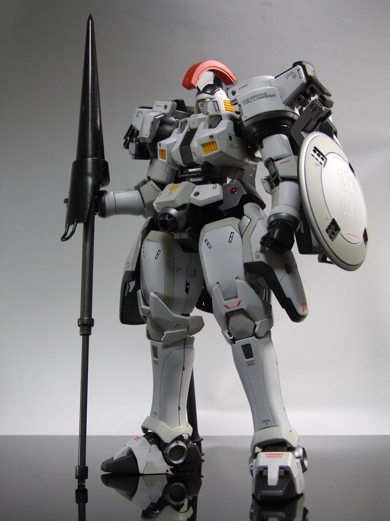 MG 1100 OZ 00MS Tallgeese Modeled By Moyamoya Photoreview Big Or Wallpaper Size Images Links