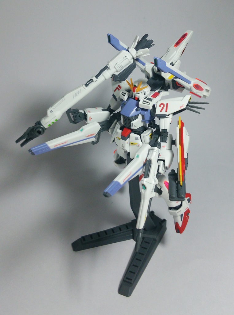 1144 Gundam F91 Universe Custom Work By Photoreview Big Size Images GUNJAP