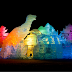 Illumination, with dinosaurs!