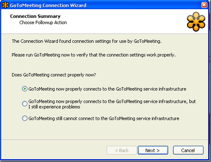 Fix: GotoMeeting fails to start in Citrix XenApp with error