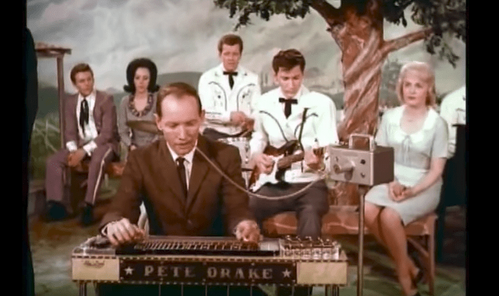 "Pete Drake & his talking steel guitar – ""Forever"""