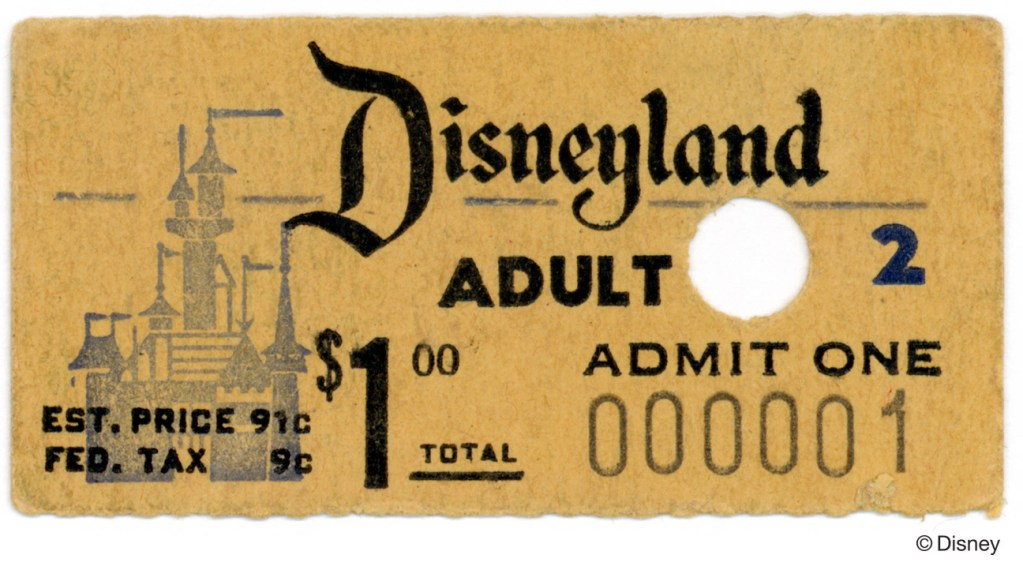 Disneyland raised prices to shorten waits. Here are the results