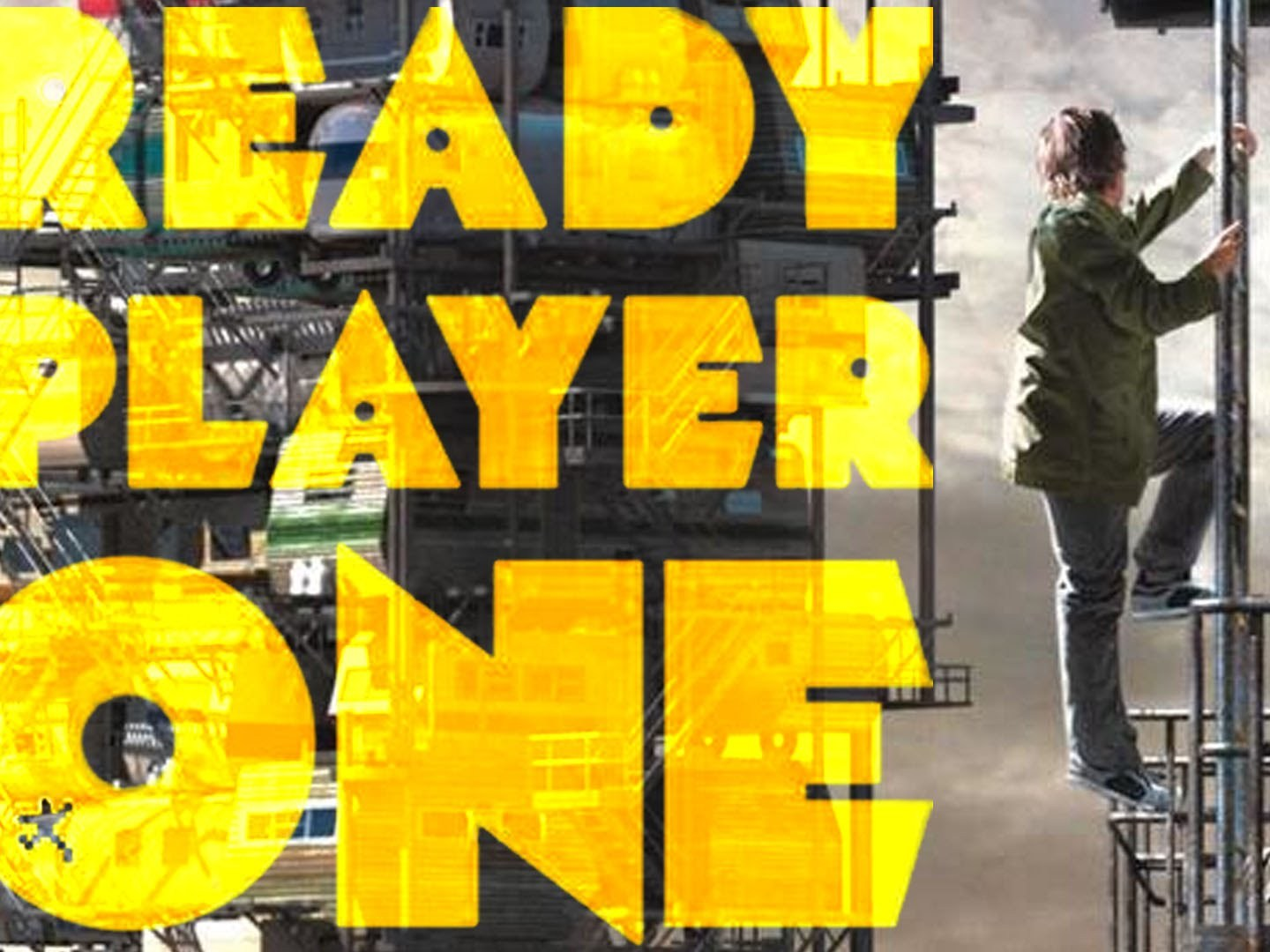 READY PLAYER ONE Comic-Con Trailer #1