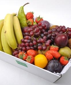 Salater, frukt og grønt