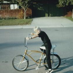Banana Bike Pride, circa 1965