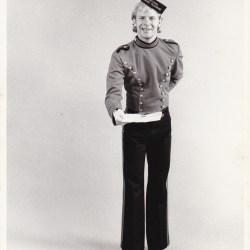 Age 23, Singing Telegram star