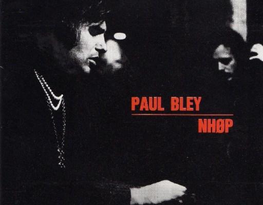 Paul Bley NHØP cover art