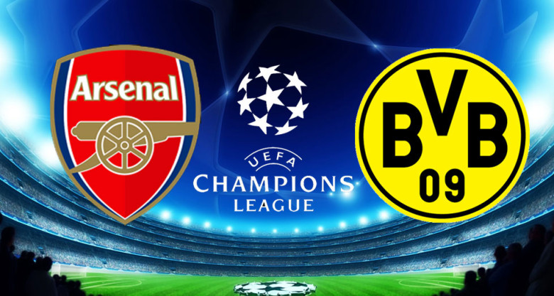Arsenal-v-Dortmund-CL