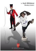 Jack Wilshere - Monkey Tamer