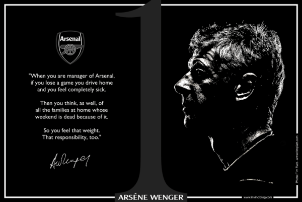 Wenger by @invinciblog