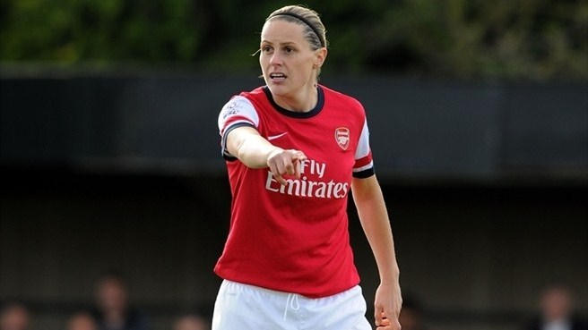 A legend returns - Kelly Smith