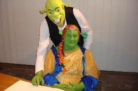 Rooney Shrek