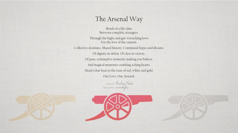 The Arsenal Way (2)