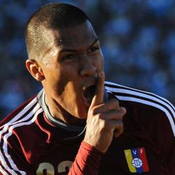 Soloman Rondon who also is probably a goner!