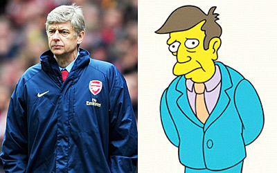 wenger simpsons